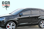 Дефлектор окон Chevrolet Captiva 2006- (EGR, 92465020B)