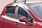 Дефлектор окон Peugeot 308 2007- (EGR, 92468017B)