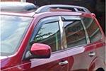 Дефлектор окон Subaru Forester 2008- (EGR, 92489001B)