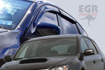 Дефлектор окон Subaru Impreza hb 2008- (EGR, 92489002B)