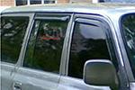 Дефлектор окон Toyota Land Cruiser 80 1990- (EGR, 92492016)