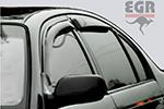 Дефлектор окон Toyota Avensis 1998- (EGR, 92492035B)