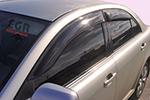 Дефлектор окон Toyota Avensis 2003- (EGR, 92492036B)