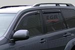 Дефлектор окон Toyota Land Cruiser 120 (Prado) 2002- (EGR, 92492046B)