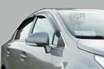 Дефлектор окон Toyota Avensis 2009- (EGR, 92492064B)