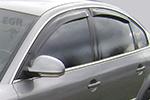 Дефлектор окон VW Passat B5 1997- (EGR, 92496010B)
