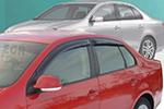 Дефлектор окон VW Jetta 2008- (EGR, 92496022B)