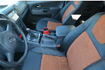 Авточехлы (LEATHER STYLE) для VOLKSWAGEN AMAROK 2009+ (MW BROTHERS)