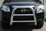 Решетка передняя Mazda BT-50 2007 d 76 мини высокая (Союз-96, MABT.55.0463)
