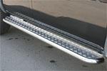 Пороги с листом Mazda BT-50 2007 d 60 (компл 2шт) (Союз-96, MABT.82.0468)