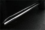 Пороги труба Honda Pilot 2008 d 60 (компл 2шт) (Союз-96, HPIL.80.0721)
