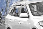 Дефлекторы окон Hyundai SANTA FE 2006- (EGR, 92435012B)
