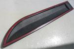 Молдинги на двери для Honda CRV 2007-2009 (Automotiva, BP.HDCRVSV07.F12)