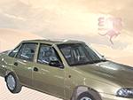 Дефлектор окон Daewoo Nexia 1996- (EGR, BRNEXIASW)