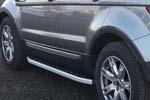 Боковые пороги Alyans для Range Rover Evoque 2011- (Can-Otomotive, LRRE.ALYANS.47.1485)