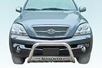 Дуга передняя (кенгурятник) для Kia Sorento 2007- (U-Drive, A02G1700)