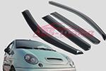 Дефлекторы окон Daewoo Matiz 2000 (AUTOCLOVER, A048)