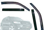 Дефлекторы окон Hyundai Santa FE 2000- (AUTOCLOVER, A059)