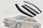 Дефлекторы окон Hyundai Sonata 2006- (AUTOCLOVER, A081)