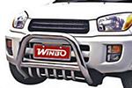 Защита переднего бампера (кенгурятник) Toyota RAV4 2006- (Winbo, A093912)