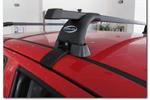 """Универсальный багажник """"Аврора"""" для машин с гладкой крышей (А1-А40)"""