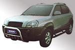 Дуга передняя (кенгурятник) для Hyundai Tucson 2004- (Winbo, A133012)
