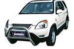 Защита переднего бампера (кенгурятник) Honda CR-V 2002- (Winbo, A150003)