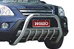 Защита переднего бампера (кенгурятник) Honda CR-V 2002- (Winbo, A150014)