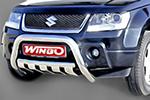 Защита переднего бампера (кенгурятник) Suzuki Grand Vitara 2005- (Winbo, А180684)