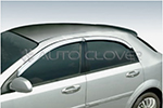 Дефлекторы окон Chevrolet Lacetti Hb 2005 (AUTOCLOVER, A427)