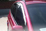Дефлекторы окон CHEVROLET AVEO SDN 2008(AUTOCLOVER, A441)
