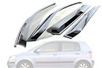 Дефлекторы окон Hyundai Getz 2002- (AUTOCLOVER, A442)