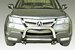 Дуга передняя (кенгурятник) для Acura MDX 2007- (Power Ful, AC-A003)