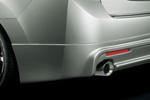 "Юбка заднего бампера ""Mugen-style"" Honda Accord 2008- (Ad-Tuning, HRD-FS01)"