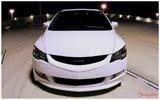 Решетка радиатора Honda Civic 4D 2006- (AD-Tuning, HC07-FG-01)