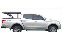 "Пластиковая крышка кузова с электромотором ""AVIATOR"" для Mitsubishi L200 2015+ (Aeroklas, AVIATOR)"