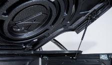 """Пластиковая крышка """"GALAXY"""" под оригинальные трубы для Volkswagen Amarok 2010+ (Aeroklas, GALAXY)"""
