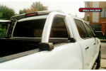 Монтажный комплект под дуги для Volkswagen Amarok 2010+ (Aeroklas, MONCOM)
