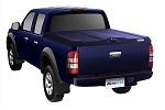 "Пластиковая крышка ""SPEED"" для Mazda BT-50/Ford Ranger 2006-2012 (Aeroklas, SPEED)"