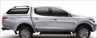"Хард-топ кунг (canopy) ""Modell Lux"" для Mitsubishi L200 2015+ (Aeroklas, Modell Lux)"