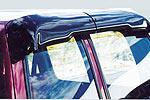 Задний спойлер Toyota LC 80 Series (Airplex, RD201)