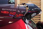 Задний спойлер Toyota RAV4 2000-2005 (Airplex, RD209)