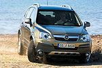 Тюнинг Opel Antara 2007-