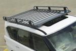 Багажник с двумя бортами 2200 X 1350 (ARB, 3800103)