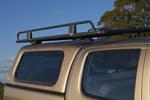 Багажник с двумя бортами LC100 1790 X 1250 (ARB, 3813013)