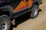 Боковые защитные пороги Toyota LC 60 (ARB, 4410020)