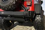 Выносной крепеж запаски бамперу ARB Jeep Wrangler (ARB, 5750012)
