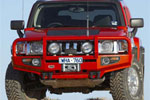Передний бампер Hummer H3 2008- Deluxe (ARB, 3468010)