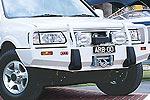 Передний бампер Isuzu Frontera с дугой Deluxe COMBO BAR INC SRS 00ON под лебёдку (ARB, 3448200)