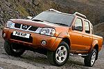 Тюнинг Nissan Navara -2005